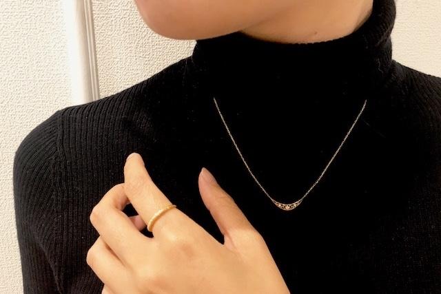おすすめのクリスマス新作ジュエリー✩~ブログリレーNo.3~