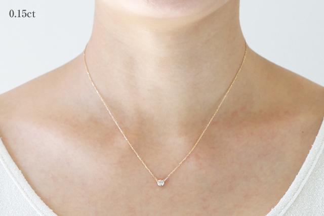 0.15ct ダイヤモンド サイズ