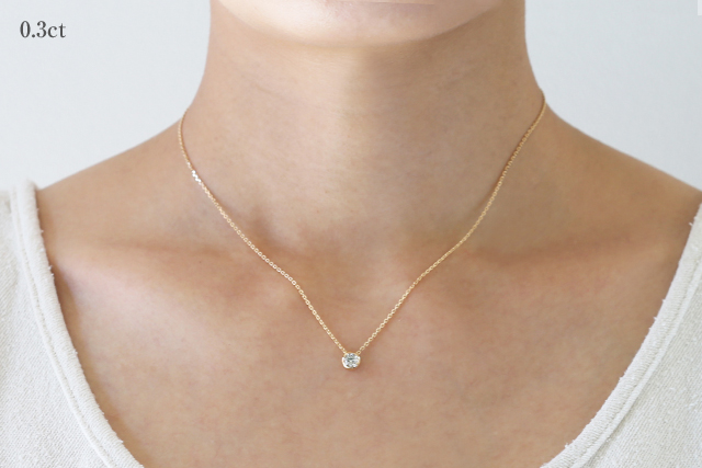 0.3ct ダイヤモンド サイズ