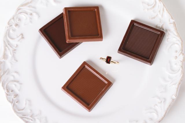 チョコレートより甘いジュエリーバレンタイン