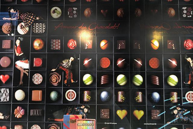 おすすめチョコレート レオニダス