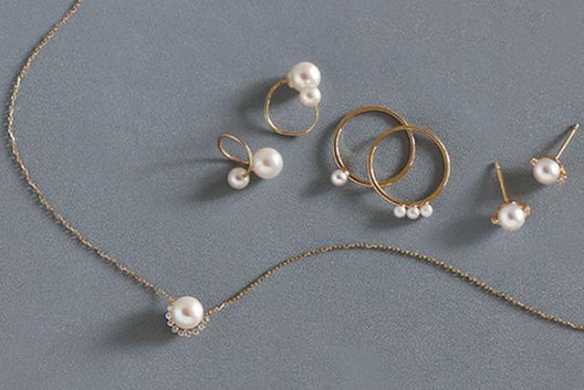 老舗真珠メーカー「清美堂真珠」とのコラボで生まれたパールコレクションを3月8日(金)に発売!