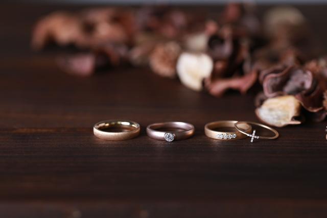 つや消しは大人のおしゃれ~Matte jewelry~