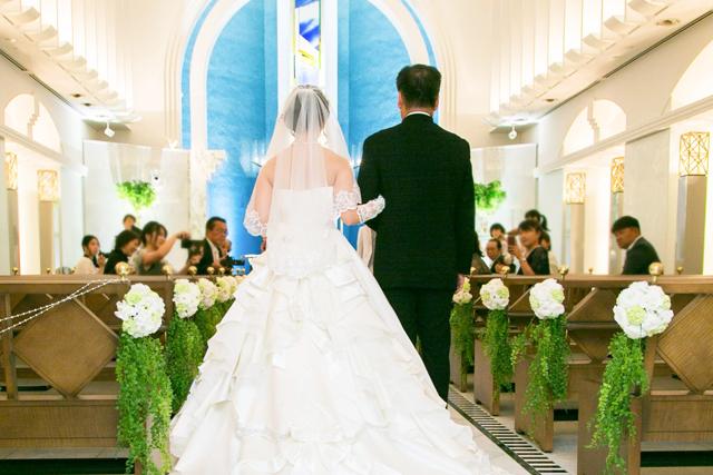 スタッフはせがわの結婚式
