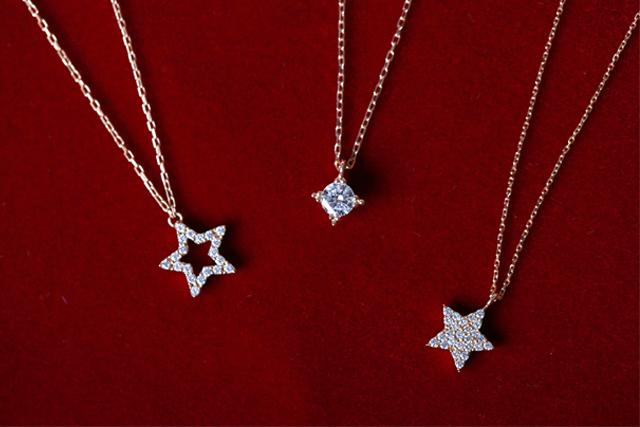 オトナの星ジュエリー