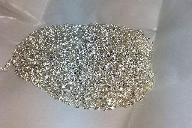 ダイヤモンドの逸話
