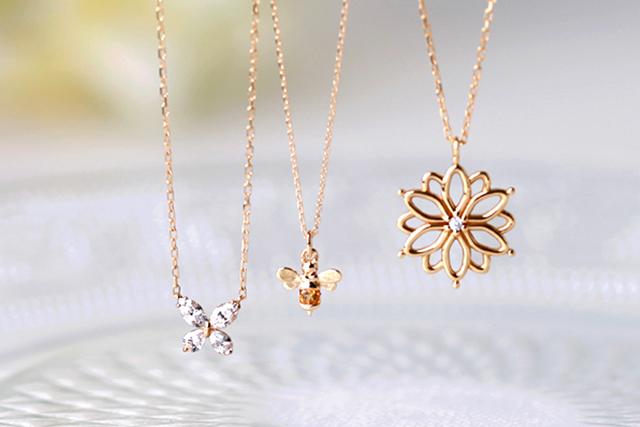 Spring jewelry 2020~春のジュエリー~