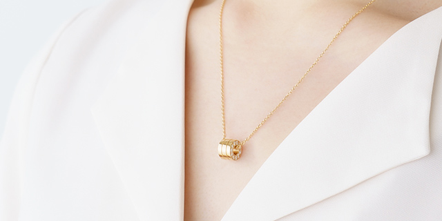 「エターナルダイヤ」ネックレス